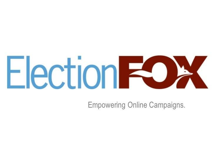 Election Fox Services