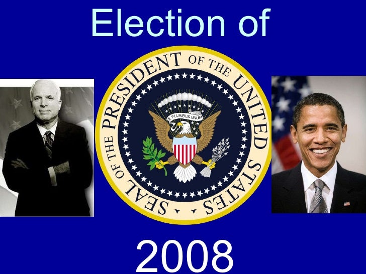 Election of 2008