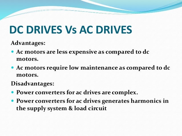 Electrical Ac Dc Drives Ppt on ac motor current vs frequency