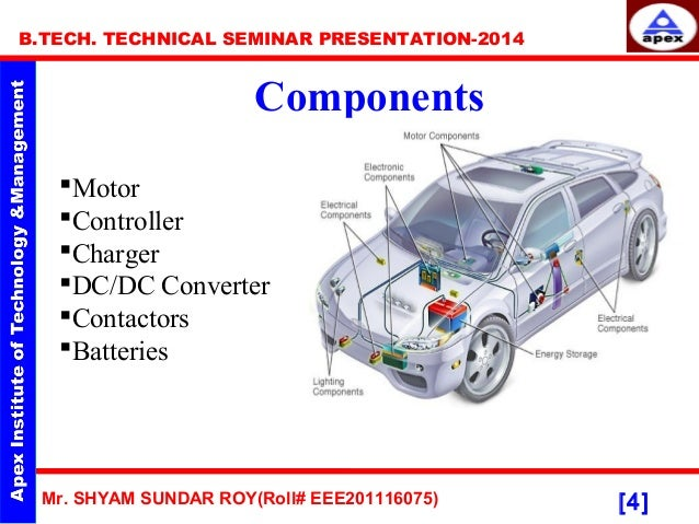 Used Car Batteries >> Electrical car ppt