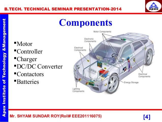 Electric Car Design Ppt
