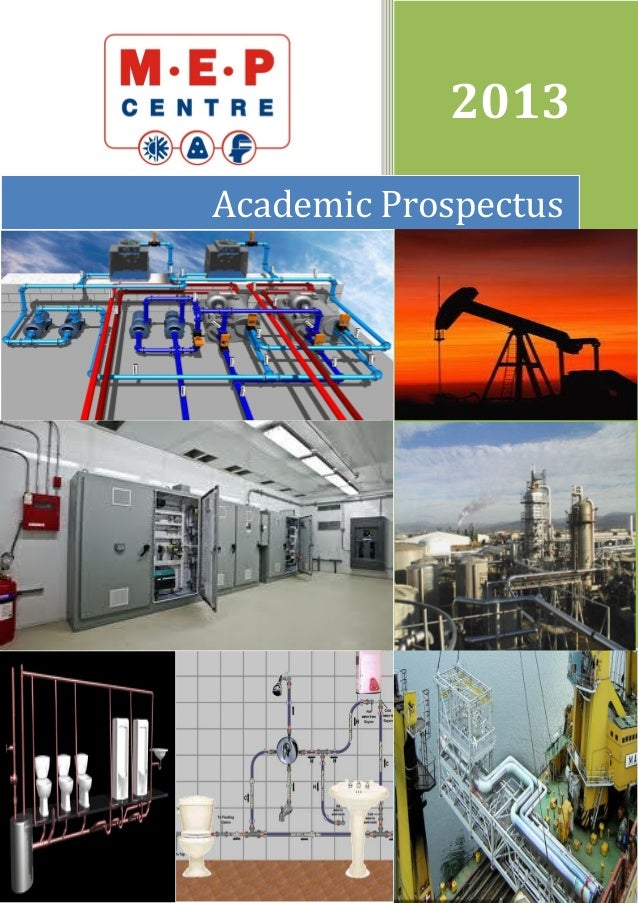 2013 Academic Prospectus