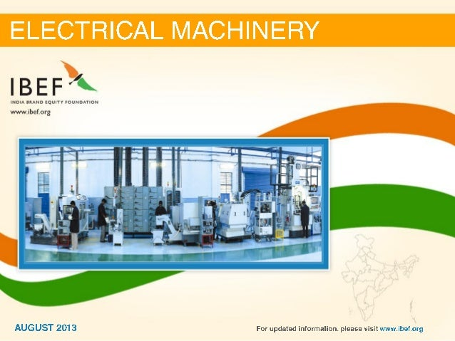 India Electrical Machinery