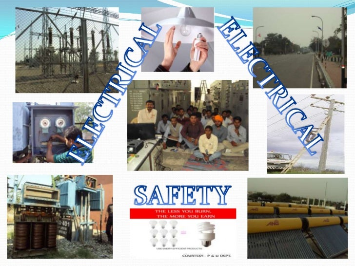 WelcomeWelcome to Safety awareness Electrical Electrical safety awareness          ELECTRICAL SAFETY
