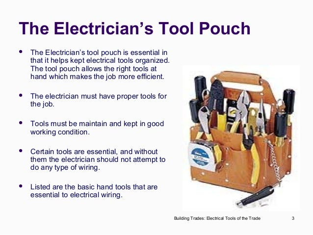 electrical safety and tools Toolboxtopicscom company name 1extension cords used with portable electrical tools and appliances shall be of three-wire types before using - make a safety check for loose cable connections, bare wires, cracked outlets and missing or damaged face plates.