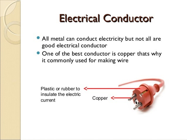 Is Steel A Conductor : Changing circuit grade