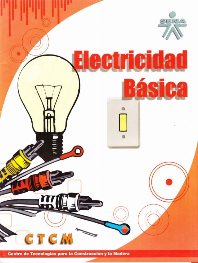 Electricidad basica sena ctcm for Curso de cocina basica pdf