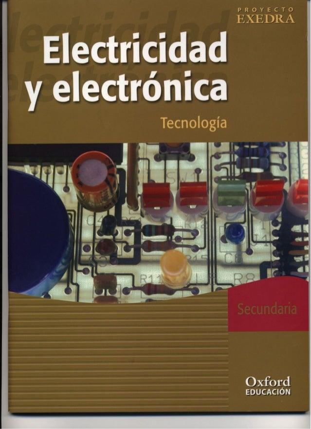 Electricidad y electronica oxun