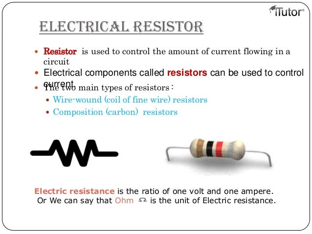 electricity electric charge and resistance Resistance is the measure of opposition to electric current a short circuit is an electric circuit offering little or no resistance to the flow of electrons short circuits are dangerous with high voltage power sources because the high currents encountered can cause large amounts of heat energy to be released.