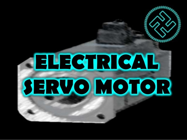 Electric Servo Motor