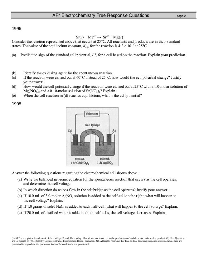 Worksheets Electrochemistry Worksheet collection electrochemistry worksheet photos kaessey fr worksheet
