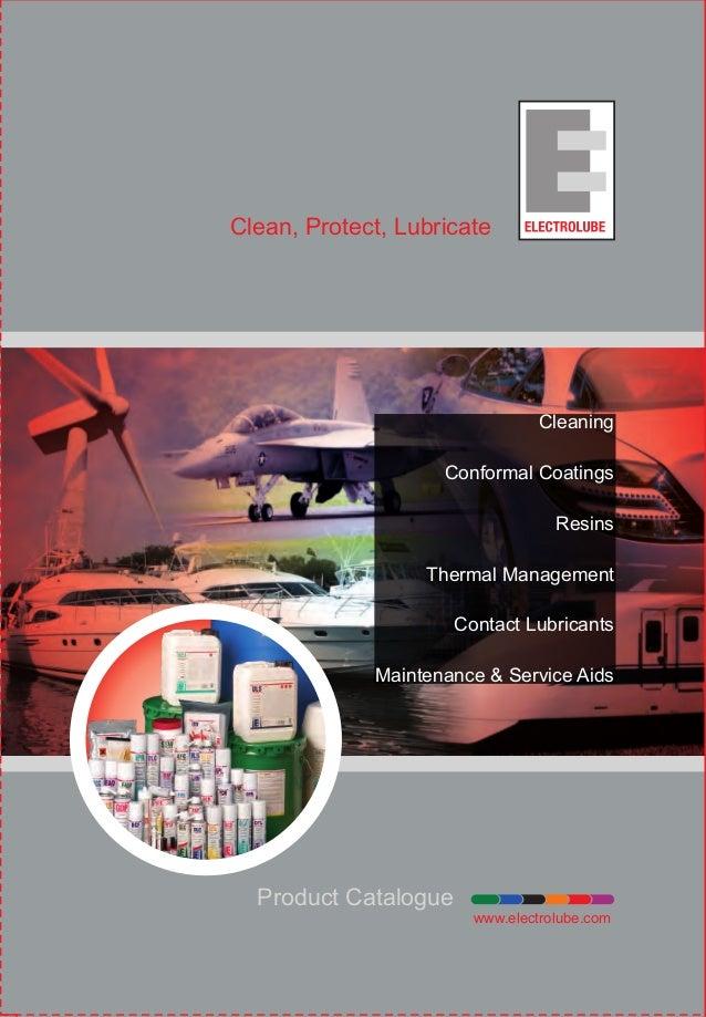 Electrolube catalog