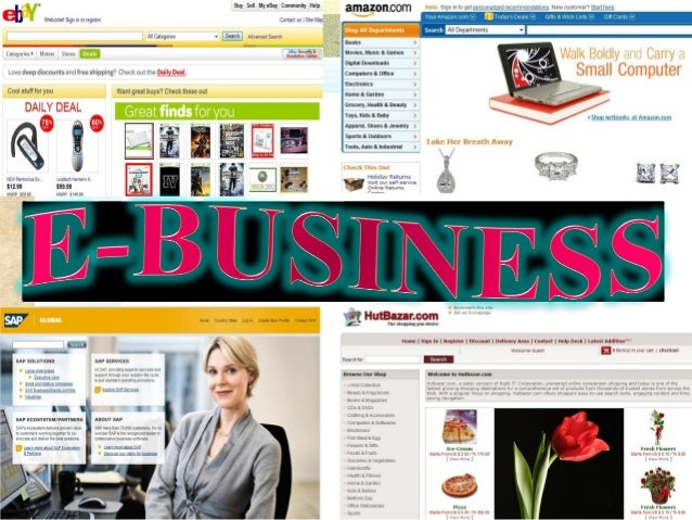 The cutting edge for business today is electronic commerce (e-commerce). Broadly defined, electronic commerce is a modern ...