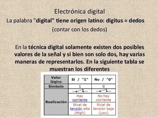 Electronica digital, compuertas, tabla de verdad