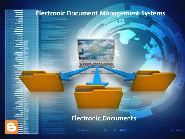 Electronic document management system software for E document management system