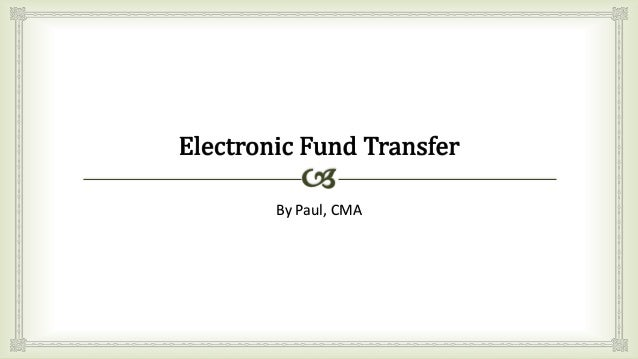 fund transfer Opens a modal window and select the using their account number at another bank link from the send money to someone a wire transfer is an electronic payment.