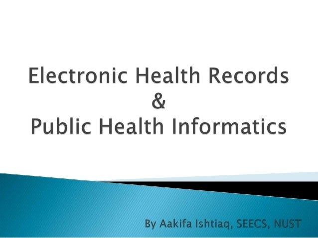  Practitioners use records to capture their clinical findings and conclusions  Until recently, medical records have been...