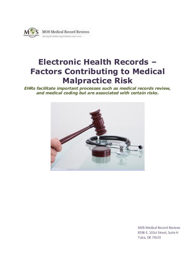 electronic health records 3 essay Free essay: present day electronic health record is a culmination of decades of effort put forth to digitizing health records however, the goal, to compile.