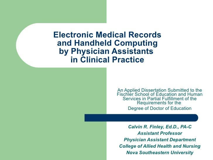 What are the Disadvantages of Electronic Medical Records?