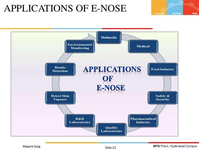 E-Nose PDF PPT