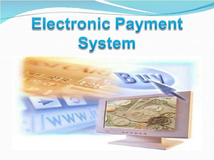 it 205 week 7 checkpoint analysis of electronic payment systems