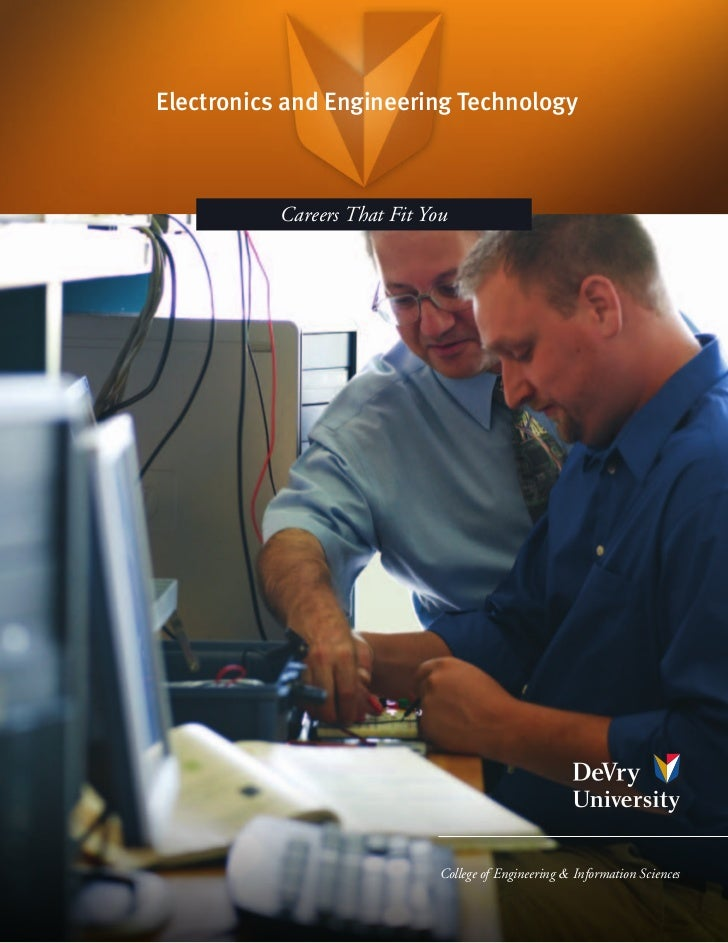Electronics Engineering Technology Careers Guide - Intelligent Partners