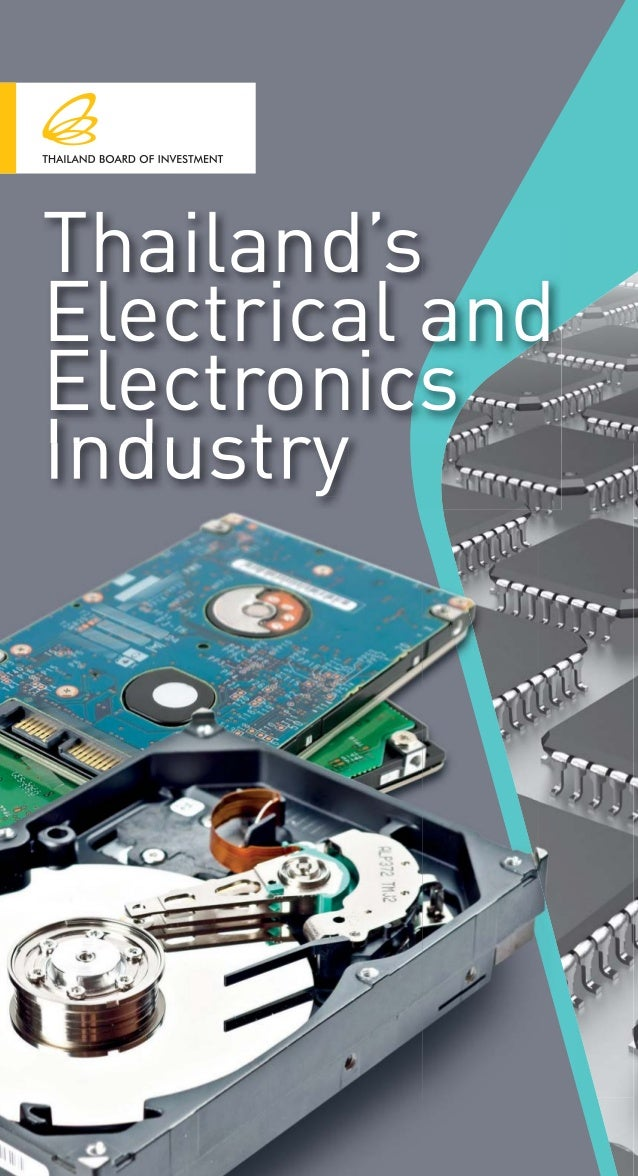 Thailand's Electrical and Electronics Industry