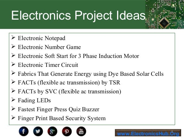 digital electronics projects for engineering students pdf free