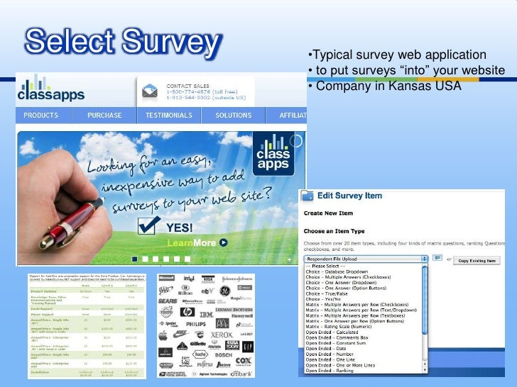 a survey on the application of Aspnet simple survey application srinivasu pemma, 24 jan 2013 497 (17 votes) 1: 2: 3: 4: 5: 497/5 - 17 votes 2 removed μ 487, σ a 0 we need to develop a.