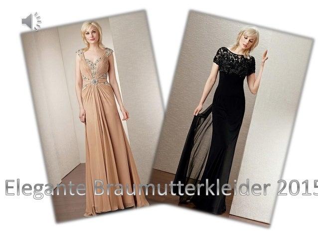 Elegante brautmutterskleider 2015 online