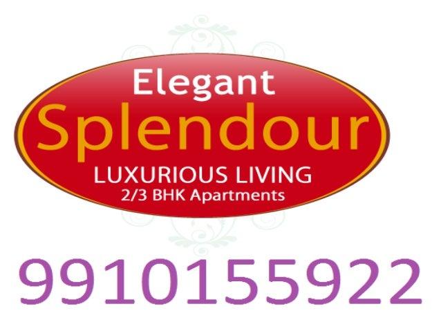 Elegent Splendour Resale - 9910155922 Noida Extension Flats
