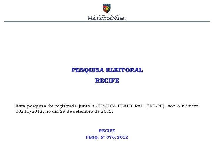 Eleitoral recife outubro 01 v1