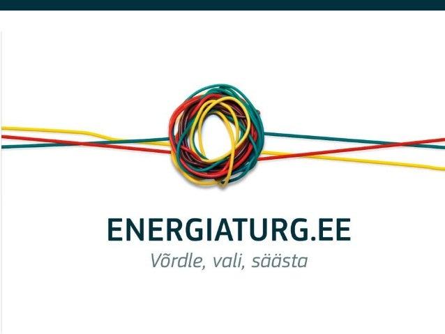 Elektrituru avanemine seminar Eesti Kaubandus-Tööstuskojas, Moonika Kukke, 20.11.2012