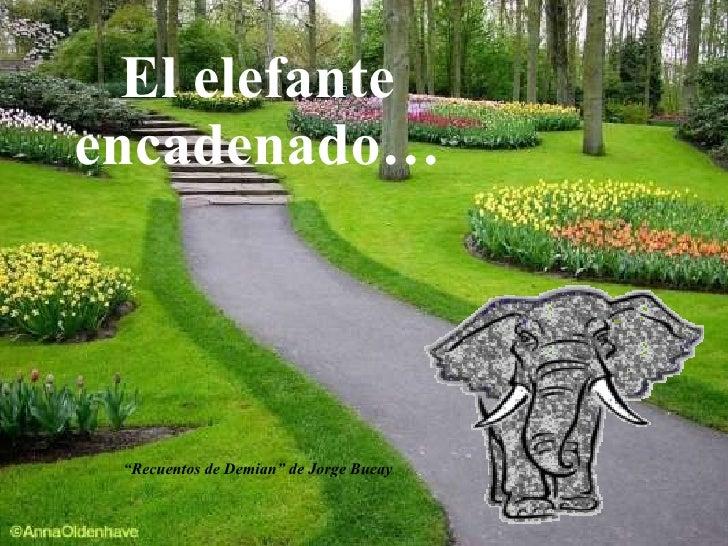 El elefante encadenado rosana for El elefante encadenado