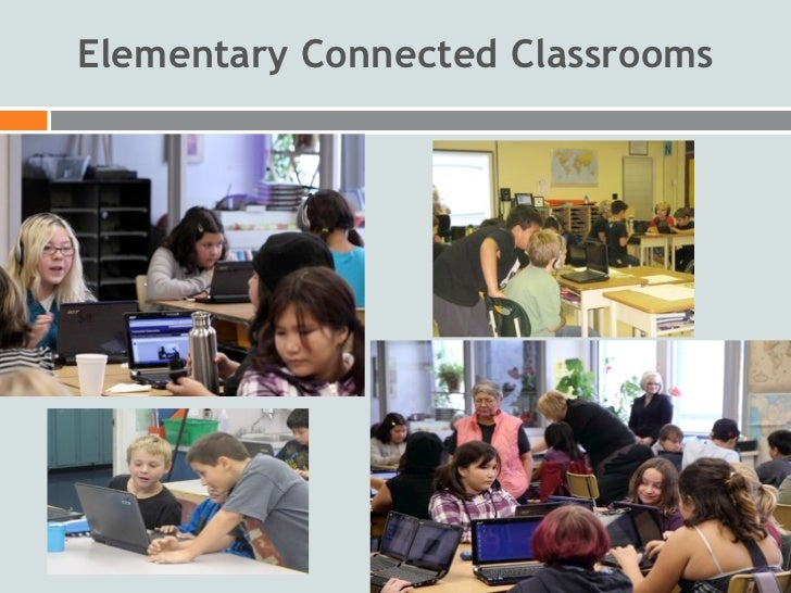 Elementary Connected Classrooms Presentation