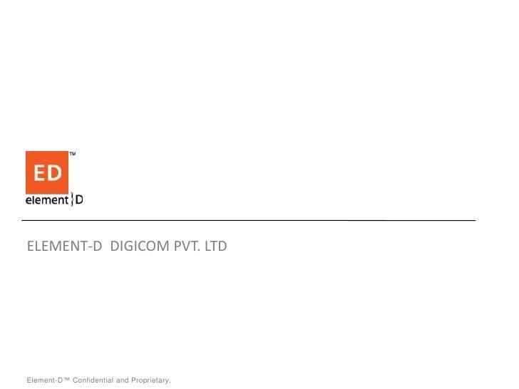 Element d preview v8 web-graphic-design