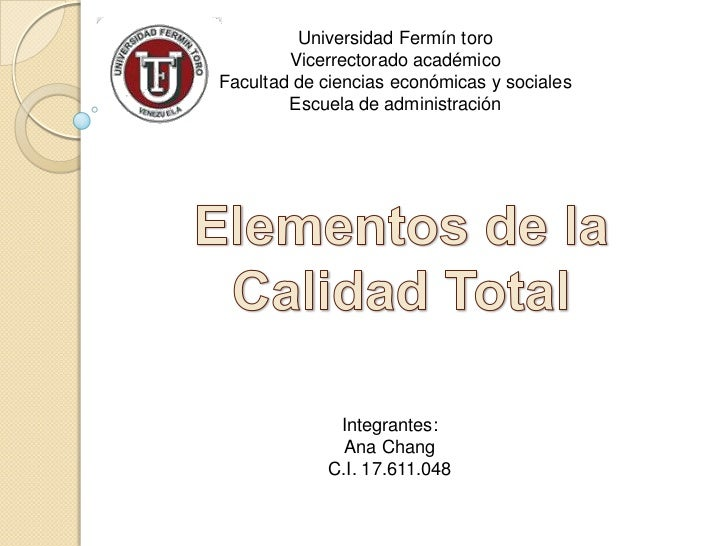 Universidad Fermín toro        Vicerrectorado académicoFacultad de ciencias económicas y sociales        Escuela de admini...
