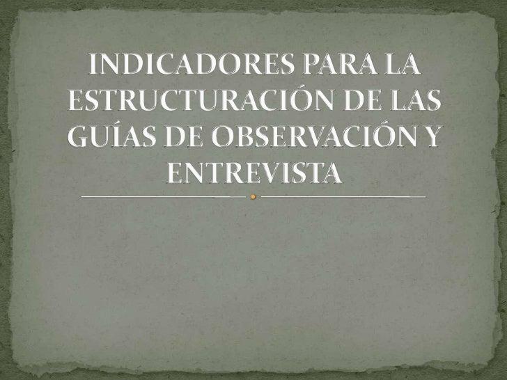 Si consideramos que la observación participante esuna técnica metodológica fundamental inserta en elámbito de la investiga...