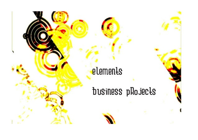elementsbusiness projects
