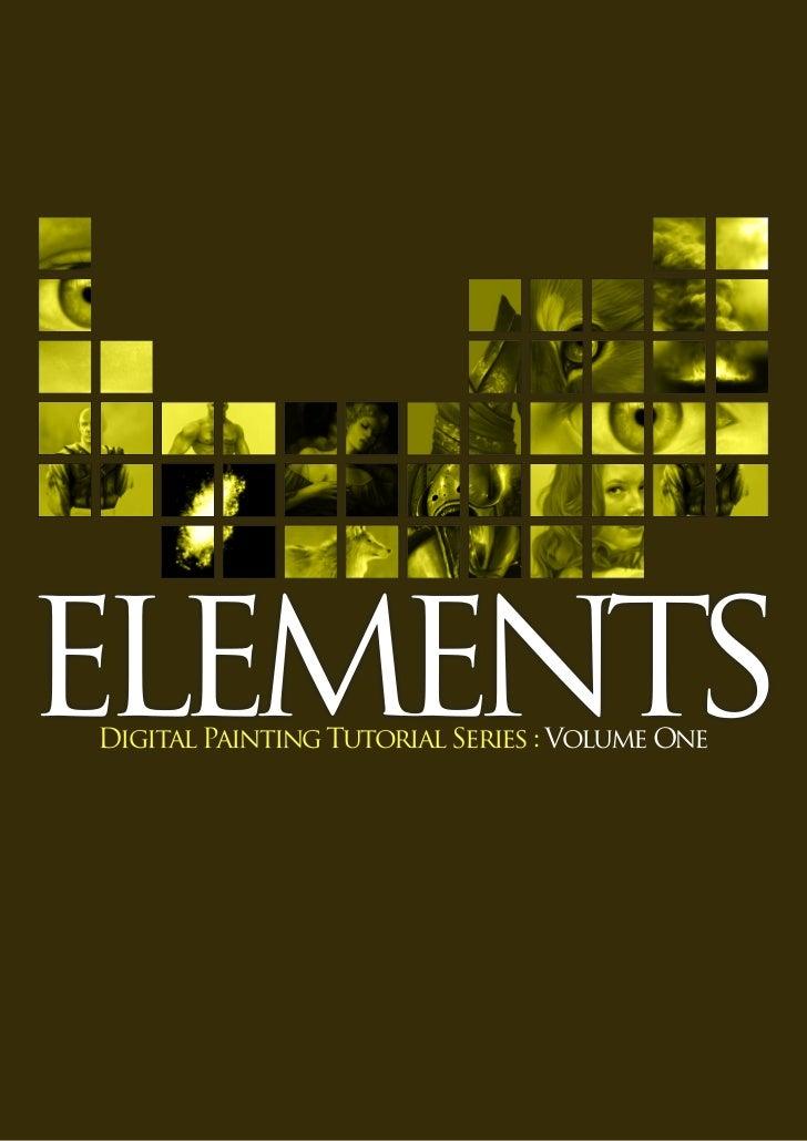 Elements+ +digital+painting+tutorial+series+v01