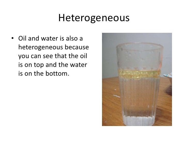 Elements Compounds Mixtures Homogeneous