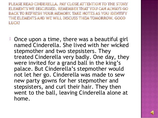 cinderella essay fairy synthesis tale Discuss how the film 'cinderella' could be described as a traditional fairy tale and  how the filmmakers have used character, key incidents,.