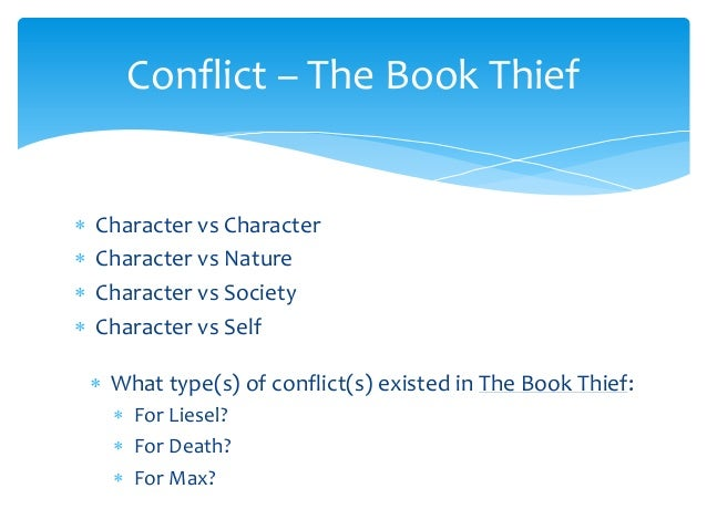 analytical essay on the book thief
