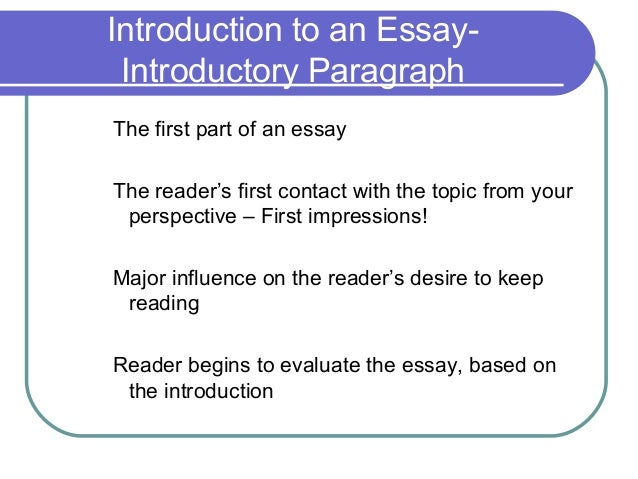 10 effective beginnings of an essay