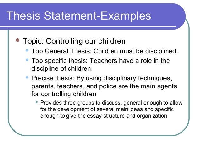 Argumentative Essay On Child Discipline - image 5