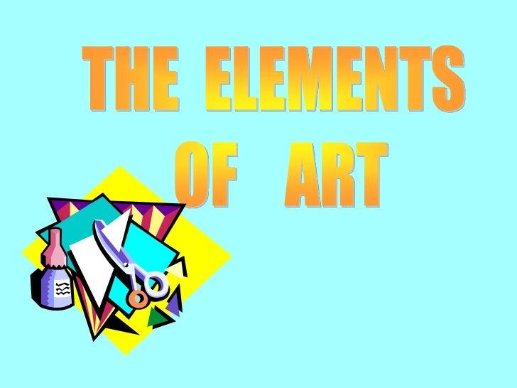Point Art Element : Elements of art