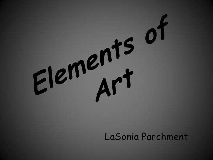 LaSonia Parchment