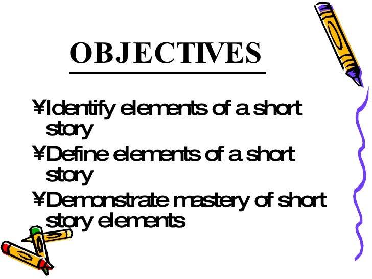 mastery of short story...