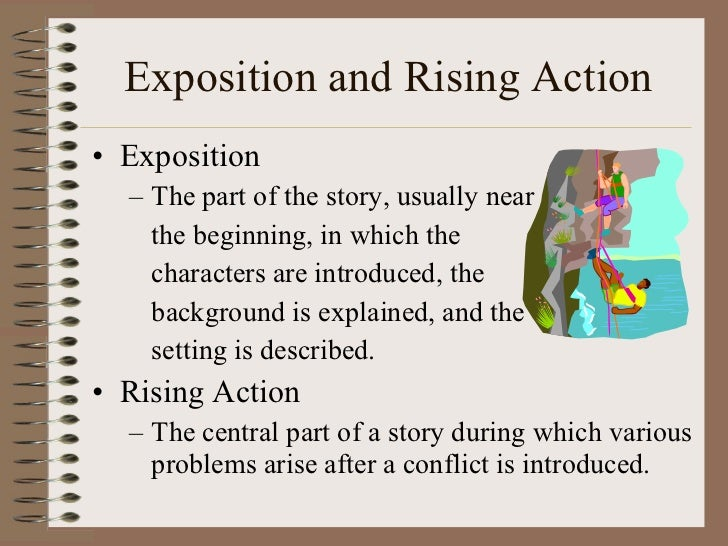 Exposition literary term