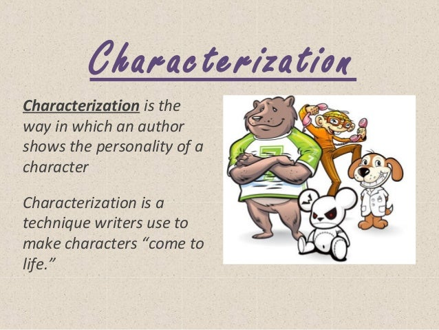 Character Trait Powerpoint Character Traits Character